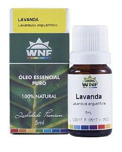 Óleo Essencial Lavanda 5ml - WNF
