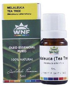 Óleo Essencial Melaleuca 5ml - WNF