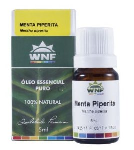 Óleo Essencial Menta Piperita 5ml - WNF