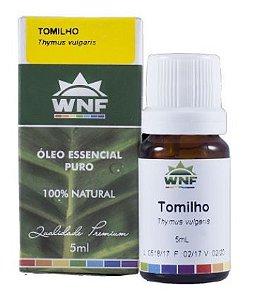 Óleo Essencial Tomilho 5ml - WNF