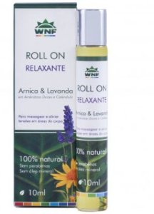 Roll-on de Massagem Relaxante 10ml - WNF