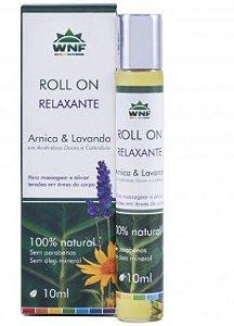 Roll-on de Massagem Relaxante 10mL- WNF