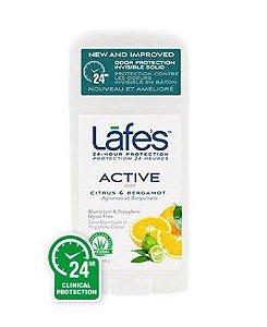 Desodorante Natural Twist Active Lafe's 63g - Alva