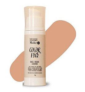 Base Facial Líquida Color Fix Vegana e Natural Cor 04 Média 30g - Twoone Onetwo