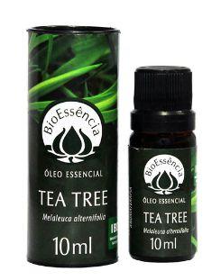 ÓLEO ESSENCIAL DE TEA TREE 10mL- BioEssência