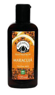 ÓLEO VEGETAL DE MARACUJÁ 120mL - BioEssência