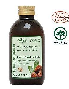 Condicionador Andiroba Orgânico 250ml – Arte dos Aromas