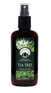 HIDROLATO DE TEA TREE 200ml - BioEssência