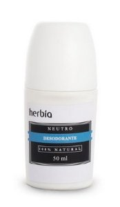 Desodorante Roll-on Natural Neutro 50mL – Herbia