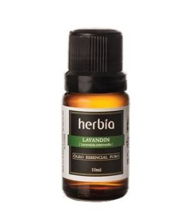 Óleo Essencial de Lavandin 10mL - Herbia