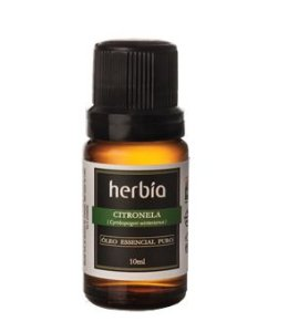 Óleo Essencial de Citronela 10mL - Herbia