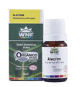 Óleo Essencial Alecrim 5mL - WNF