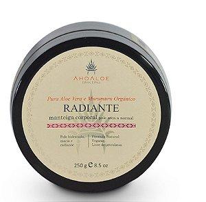 Manteiga hidratante RADIANTE - Ahoaloe