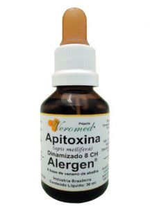 Apitoxina Alergen 30mL - Veromed