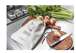 Sacola Reutilizável Onion -  So Bags