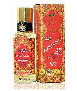 Perfume Patchouli 30mL - Companhia da Terra
