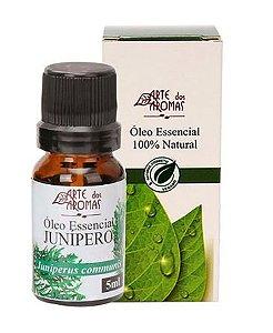 Óleo Essencial Junípero 5mL - Arte dos Aromas