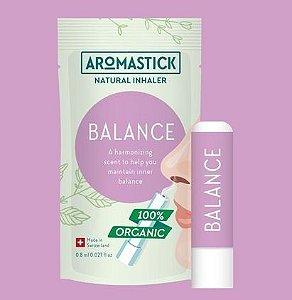 Inalador Nasal Orgânico Equilíbrio / Balance - AromaStick