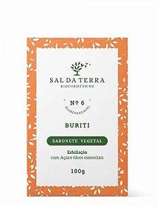 Sabonete Buriti - Sal da Terra