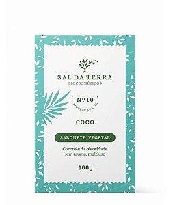 Sabonete Coco - Sal da Terra