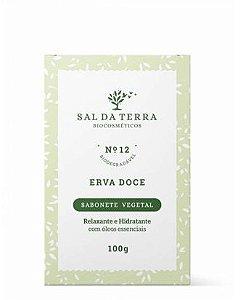 Sabonete Erva doce - Sal da Terra