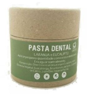 Pasta Dental Laranja e Eucalipto 60g - Unevie