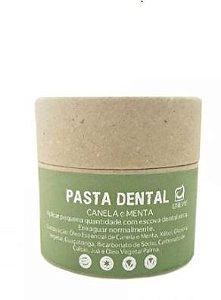 Pasta Dental Canela e Menta 60g - UneVie