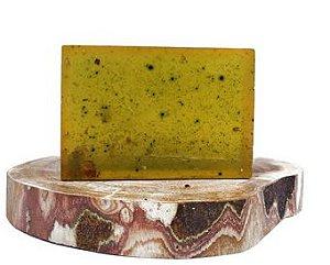 Sabonete Artesanal Capim Limão (Glicerinado) 100g - UneVie