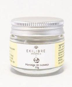 Clareador de manchas - Manteiga de Cupuaçu 30g - Ekilibre Amazônia