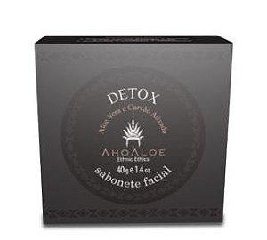 Sabonete facial DETOX - Ahoaloe
