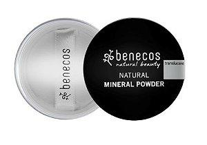 Pó Facial Mineral Solto Translucido 10g - Benecos