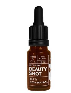 Sérum Facial Antioxidante Reverastrol Beauty Shot 10ml - You & Oil