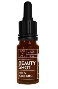 Sérum Facial Hidratante com Colágeno Beauty Shot 10mL  You & Oil