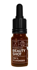 Sérum Facial Regenerador Flavonoides Beauty Shot 10mL - You & Oil