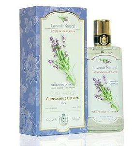 Perfume de Lavanda Natural 100mL - Companhia da Terra