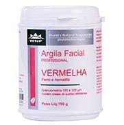 Argila Facial Vermelha-  WNF