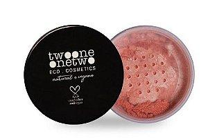 Blush Facial Leite de Coco Cor Peach - Twoone Onetwo