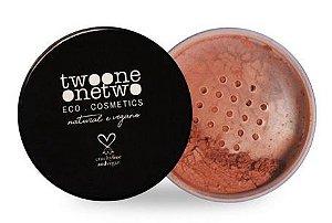 Bronzer Facial Leite de Coco Cor Bronze - Twoone Onetwo