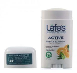Desodorante Natural Twist Active 63g - Lafe's