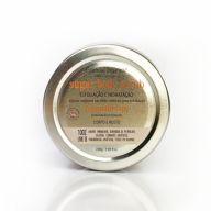 Esfoliante de açúcar orgânico em óleos exóticos 2oog - Essencial Organics