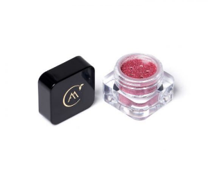 Glitter Biodegradável Vegano Rose Pink - Arielle Morimoto
