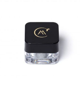 Glitter Biodegradável Vegano Silver - Arielle Morimoto