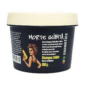 Shampoo Solido Morte Subita 100G - Lola Cosmetics