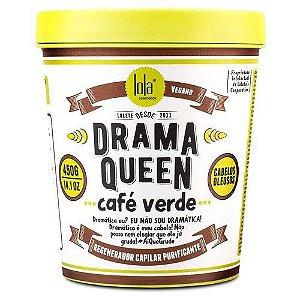 Máscara Drama Queen Café Verde - Lola Cosmetics