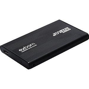 """Case para HD Externo 2.5"""" USB 2.0, EXBOM CGHD-10"""