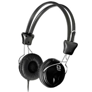 Fone Headphone com Microfone Tricerix, C3TECH MI-2280ERC