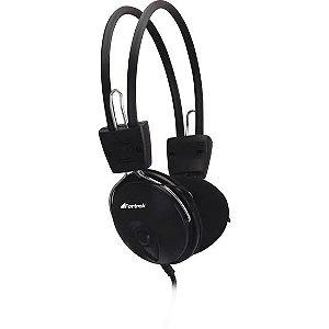Fone Headphone com Microfone, FORTREK HS-312