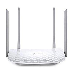 Roteador Wireless 1200Mbps 4 Portas 4 Antenas Dual Band, TP-LINK  ARCHER C50
