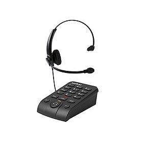 Telefone Headset, INTELBRAS HSB 50