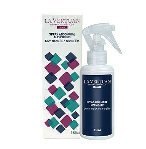 Spray Abdominal Masculino 150ml  - Dermocosméticos - La Verutan